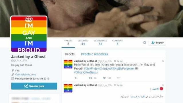 Anonymous invade perfis do EI no Twitter e  posta mensagens pró-LGBT