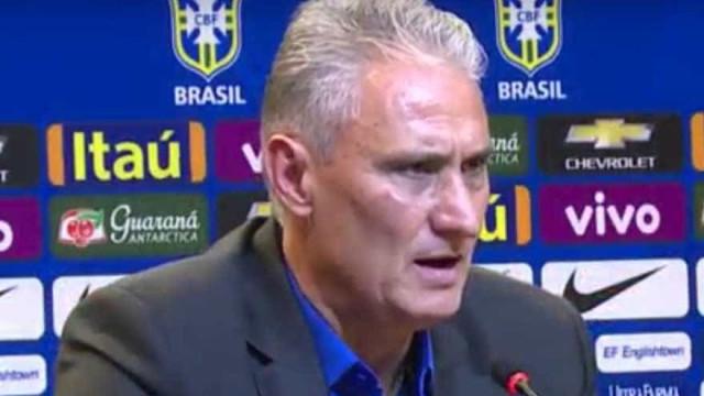 Tite diz que Brasil sofreu com nervosismo: 'Temos de evoluir'