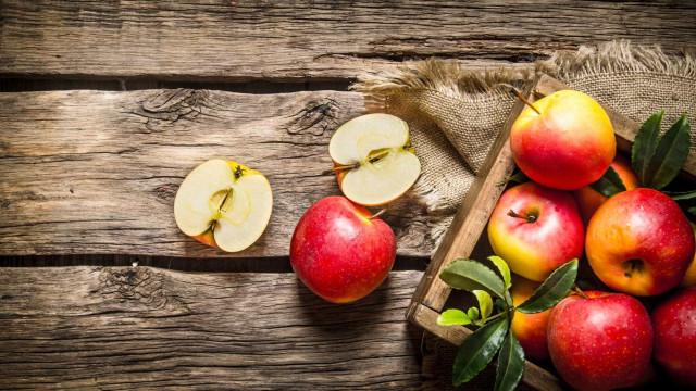 Comer uma maçã por dia diminui risco de morte em 35%