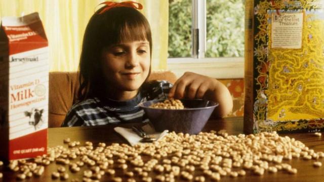 'Matilda' e 'A Fantástica Fábrica' vão ganhar animações na Netflix