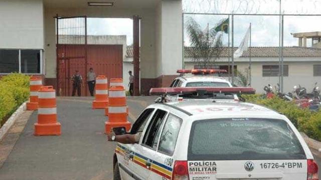 Presidiário é encontrado morto  na penitenciária de Uberaba