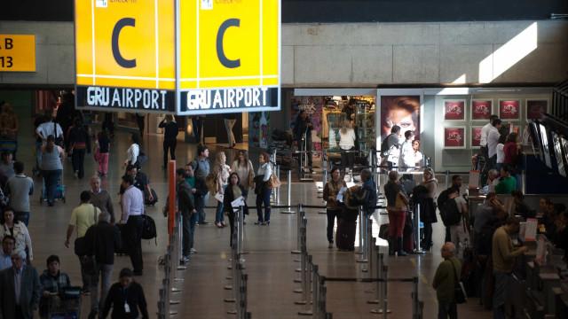 Aeroportos de SP têm movimento tranquilo na véspera de carnaval