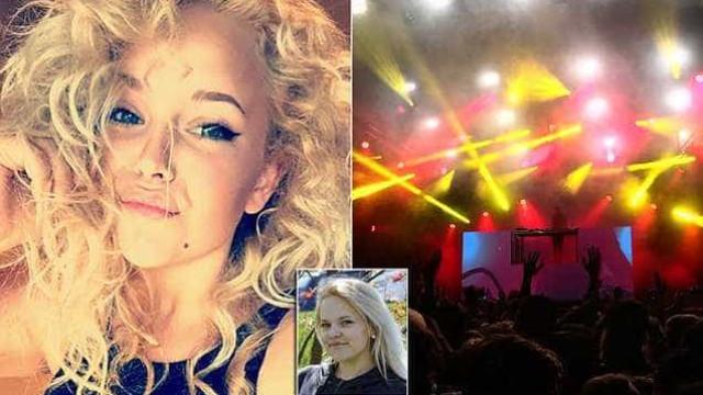 Dezenas de meninas foram abusadas em festival de música