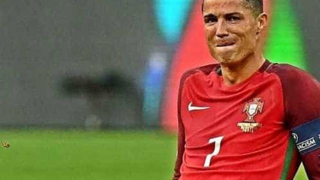 Lesão de Cristiano Ronaldo é assunto mais comentado do Twitter