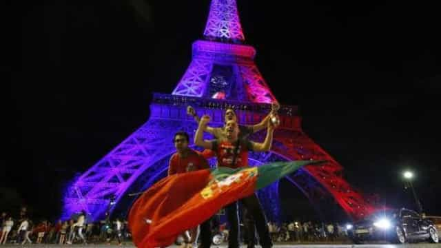 Portugueses detonam postura 'antidesportiva' de franceses após derrota