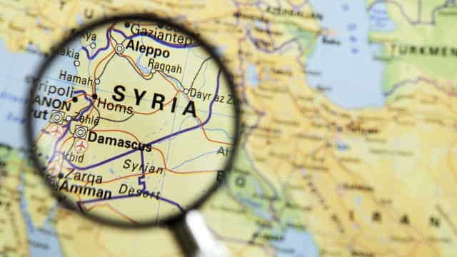 Síria: Cinco mortos devido a bombardeamentos da aviação russa