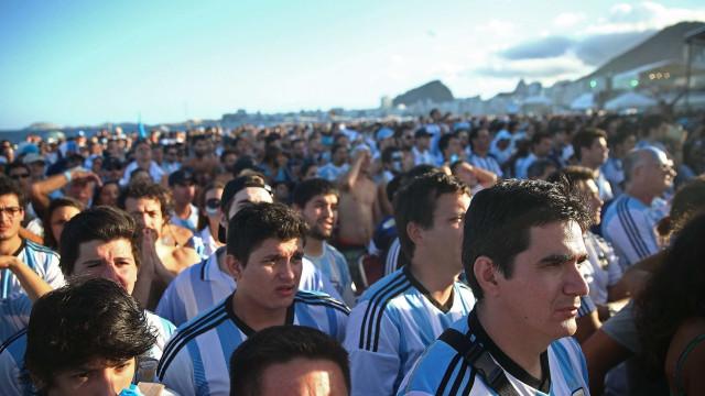 Porto Alegre se prepara para 'invasão argentina' na Copa América
