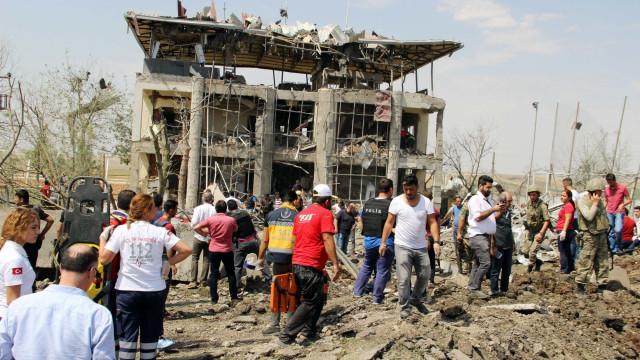 Liga Árabe exige à Turquia que retire as suas forças do Iraque