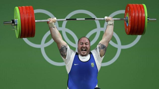 Olimpíada: Fernando Reis testa positivo em exame antidoping