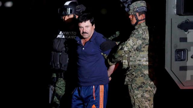 'El Chapo' é condenado a pena de prisão perpétua