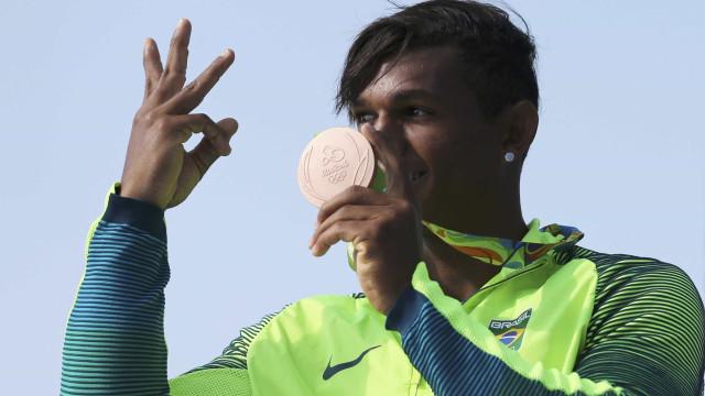 A melhor da história; relembre as medalhas brasileiras na Rio-2016