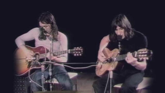 Pink Floyd lança clipe de música gravada em 1969