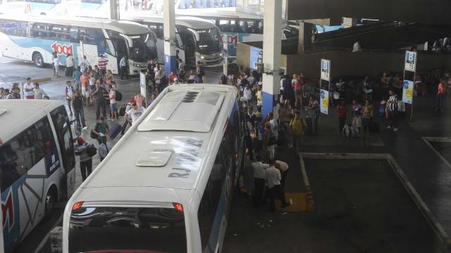 Rodoviária do Rio receberá mais de 21 mil ônibus neste fim de ano