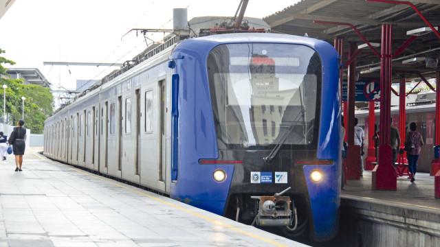 Homem com 27 passagens na Maria da Penha é preso por assédio em trem