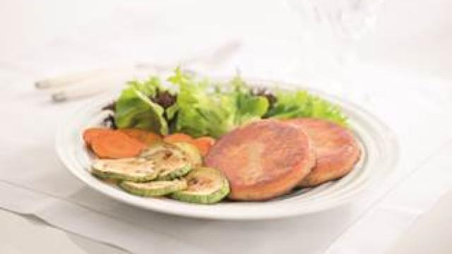 Receita: Hambúrguer de Frango