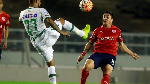 Sem herói de classificação na Sul-Americana,  Chapê recebe Vitória