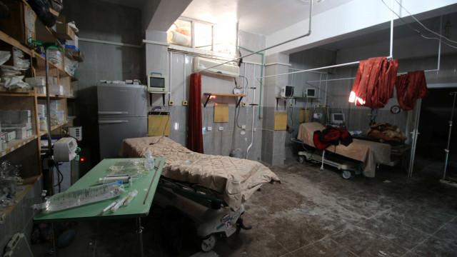 Rússia nega acusações sobre ataques em hospitais da Síria