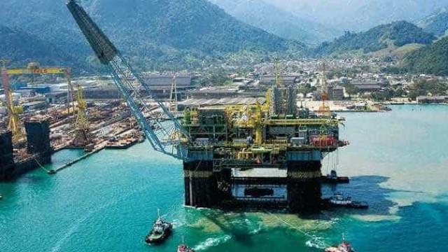 Plataforma da Petrobras começa a operar este ano no pré-sal de Santos