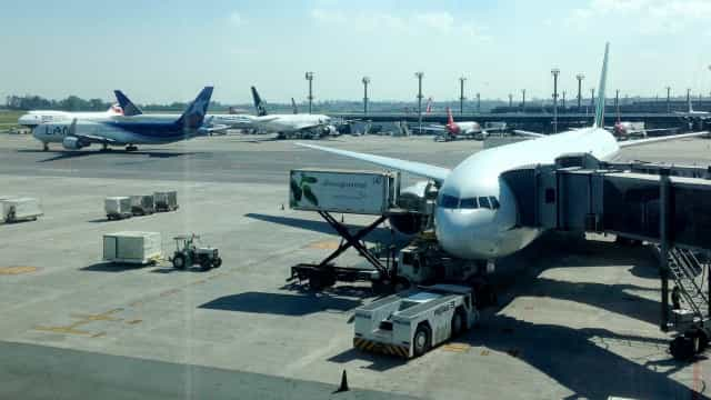 Problema de abastecimento de combustível cancela voos em Guarulhos