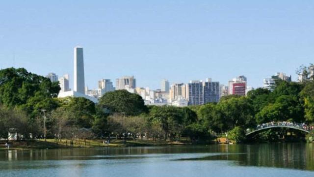Corpo é encontrado em frente ao Parque do Ibirapuera