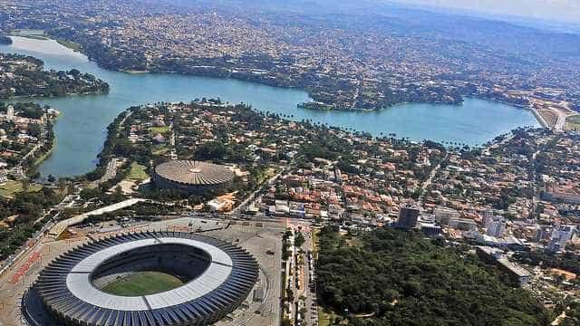 Justiça ordena retirada de capivaras de lagoa em Belo Horizonte