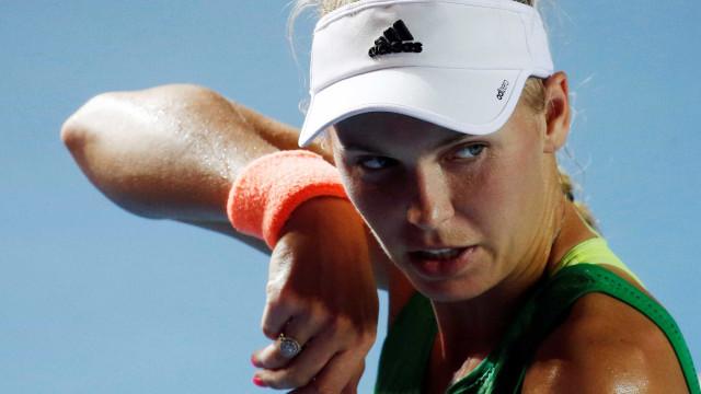 Serena é eliminada no Aberto da Austrália e Wozniacki se aposenta