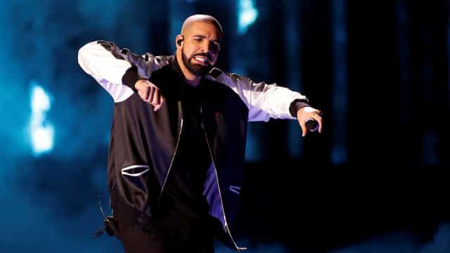 Drake bate recorde e lidera serviços de streaming