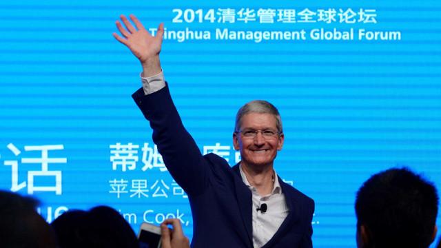 Apple planeia remover milhares de apps na China
