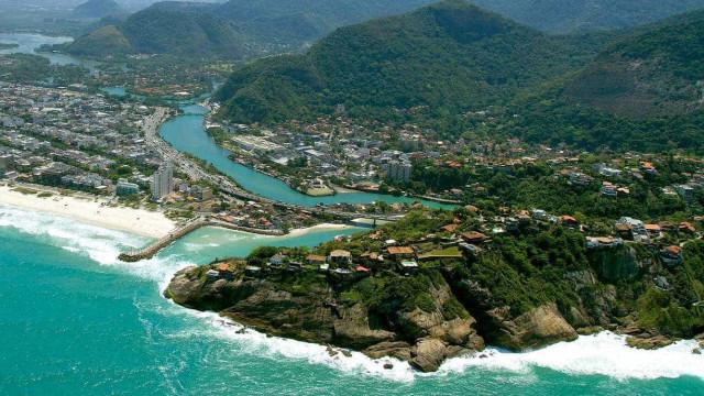 Mulher é morta a facadas  na ilha da Gigoia, na Barra da Tijuca