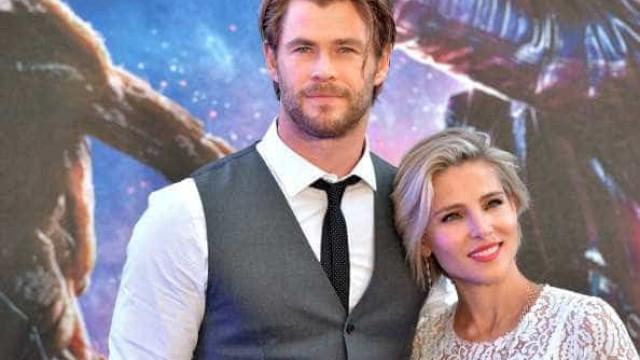 Chris Hemsworth nega rumores de separação