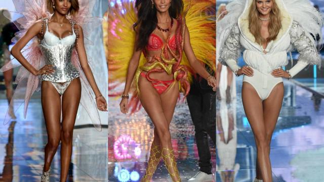 As modelos e os seus talentos secretos