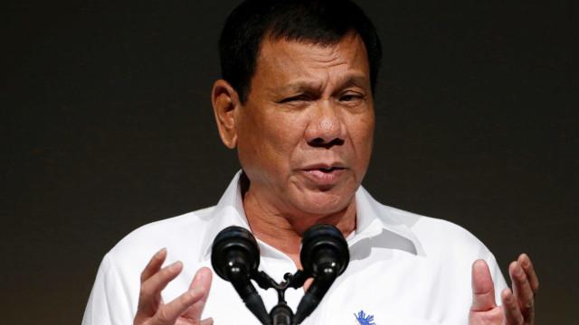 Presidente das Filipinas diz que assassinatos são seu único pecado
