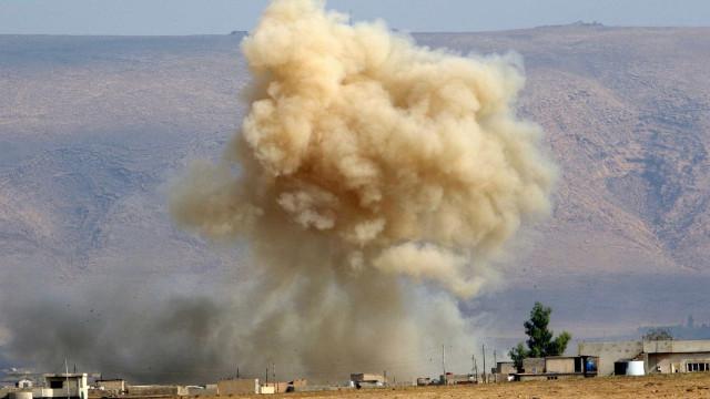 Após fim do conflito, necrotérios de  Mosul permanecem lotados