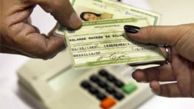 TSE cancela 2,5 milhões de títulos de eleitor