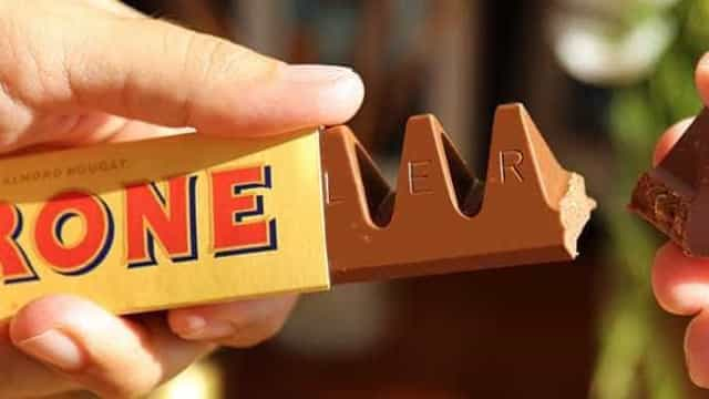 Toblerone muda de forma e consumidores se revoltam; veja memes