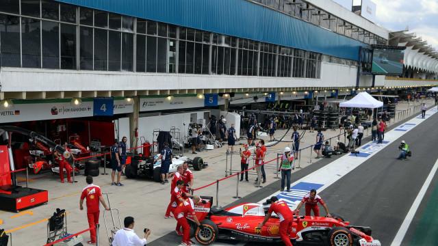 Interlagos será teste a motor da Ferrari após polêmica de ilegalidade
