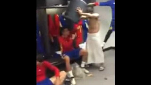 Seleção espanhola capricha no 'Mannequin Challenge'; confira!