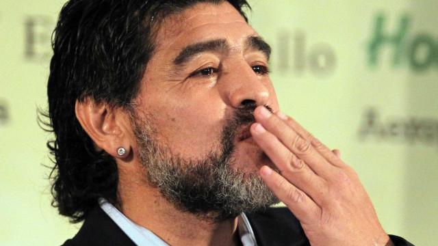 Revelado um dos últimos áudios por Maradona antes de morrer