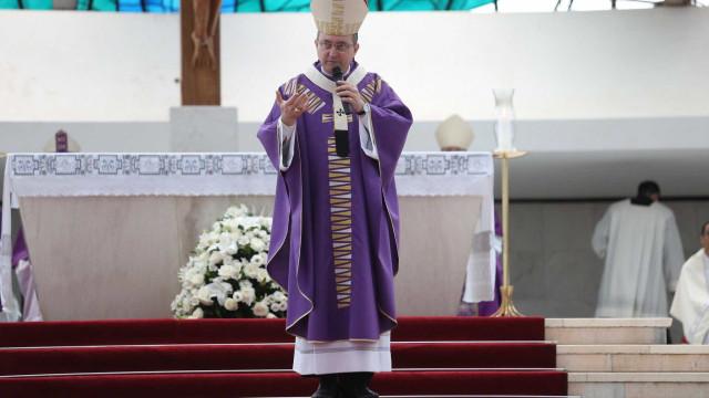 Arcebispo de Brasília, Dom Sérgio celebra 1º missa como cardeal