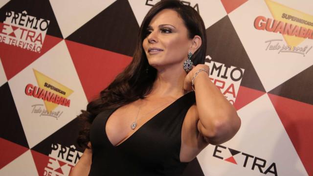 Viviane Araújo é escalada para novo trabalho na Globo