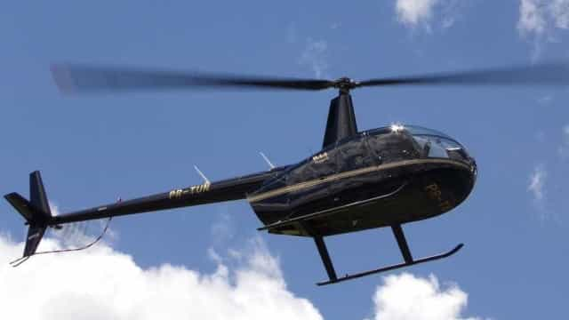 Helicóptero cai no Sul de Minas e deixa mortos