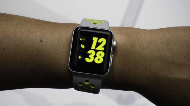 Aplicativos para público fitness crescem no Apple Watch