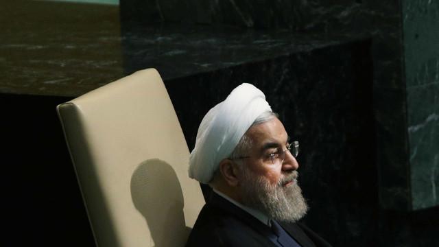 Presidente iraniano vai à China em junho para salvar acordo nuclear