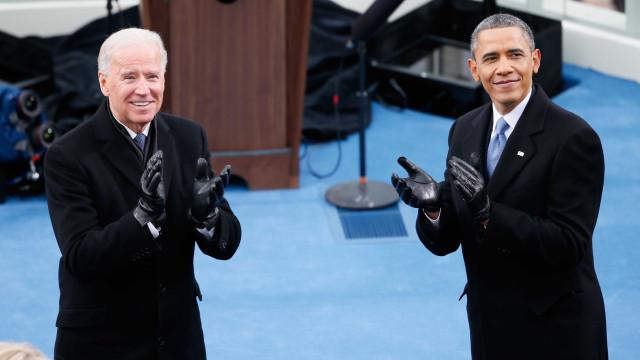 Obama irá declarar apoio formal a Joe Biden na corrida à Casa Branca