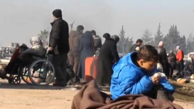 Conselho de Segurança da ONU enviará ajuda humanitária à Síria