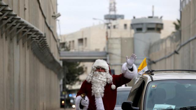 É Natal! Veja imagens da comemoração ao redor do mundo