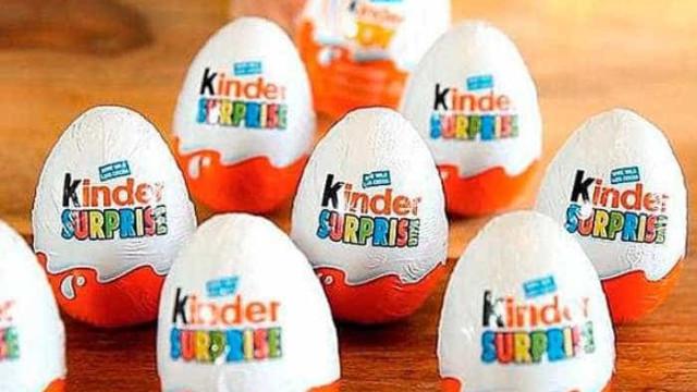 Inventor do Kinder Ovo morre aos 83 anos