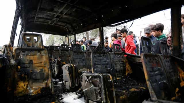 EI assume atentados em Bagdá que deixaram quase 70 mortos