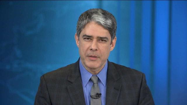 Em nota, Globo repudia campanha de intimidação a William Bonner