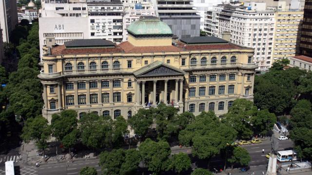 Biblioteca Nacional abrirá licitação para renovar sistema elétrico